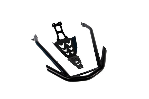 B-PWR MOUNTAIN Front Bumper And Skid Plate (Axys)