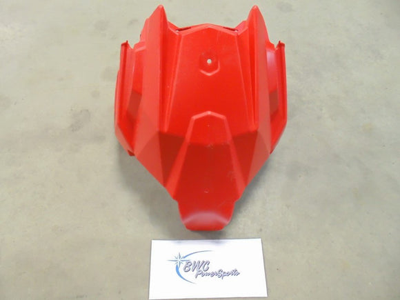 2016-2020 Polaris PRO RMK Nose pan (Red)
