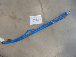"2016 Polaris PRO RMK Left Rail 155"" (Blue)"