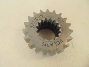 Polaris Sprocket / Gear Upper 19 Tooth