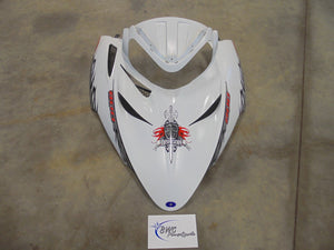 2008-2010 Polaris DRAGON RMK Hood