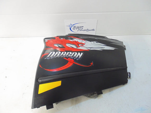 2008-2010 Polaris DRAGON RMK Right Side Panel