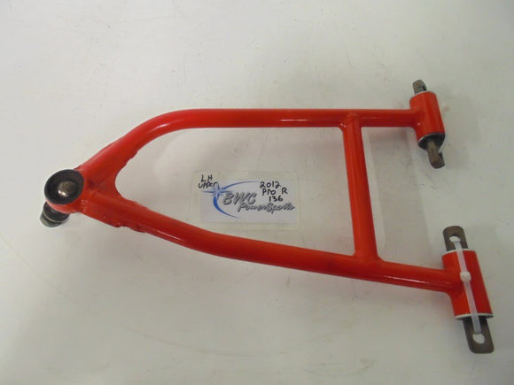 2012-2015 Polaris SWITCHBACK PRO-R Left Upper A-Arm (Red)