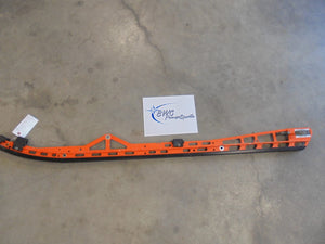 "2015 Polaris PRO RMK Right Rail 155"" (Orange)"