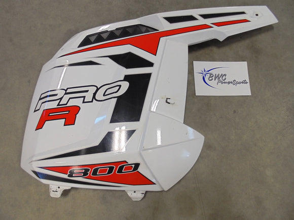 2011-2015 Polaris SWITCHBACK PRO-R Right Side Panel (White)
