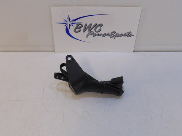 2015-2016 New Aftermarket PRO RMK Throttle Lever with Thumb Heater