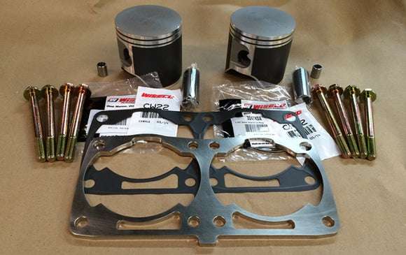 2011-2019 WISECO 800cc 85MM Durability Kits (Bearings included)