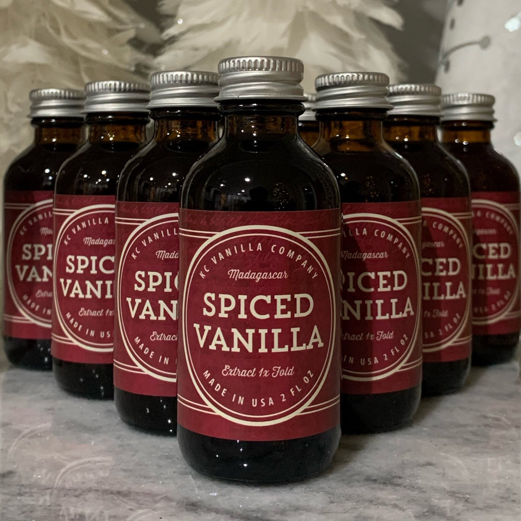 Spiced Madagascar Vanilla Extract