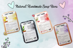 Natural Handmade Soaps Just For You!
