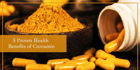 5 Proven Health Benefits of Curcumin