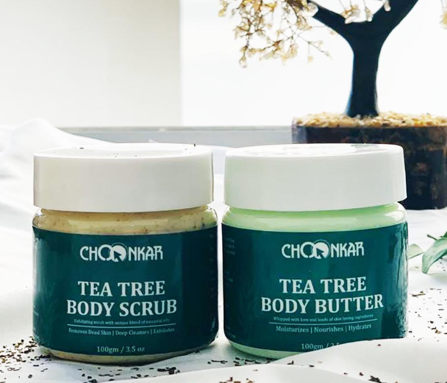 Choonkar Tea Tree Body Care