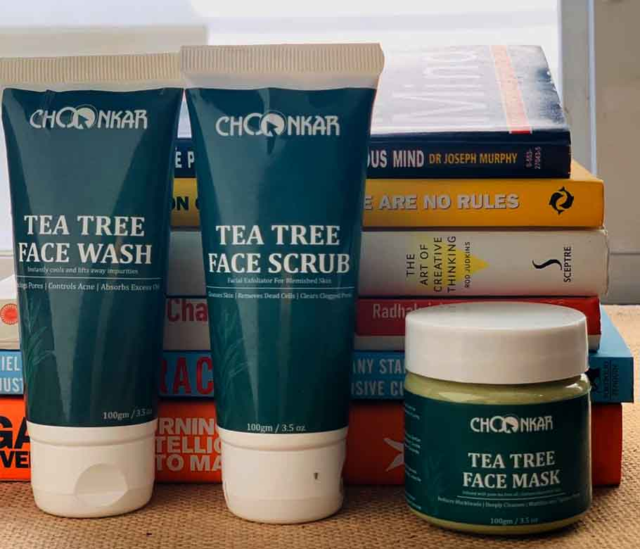 Choonkar Tea Tree Face Care