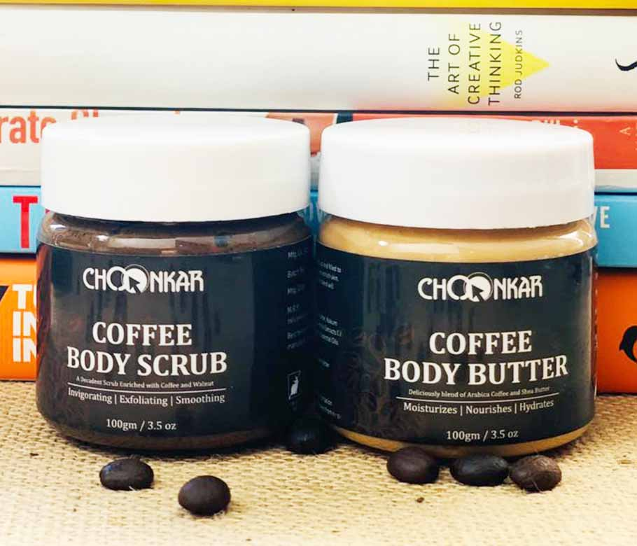 Choonkar Coffee Body Care