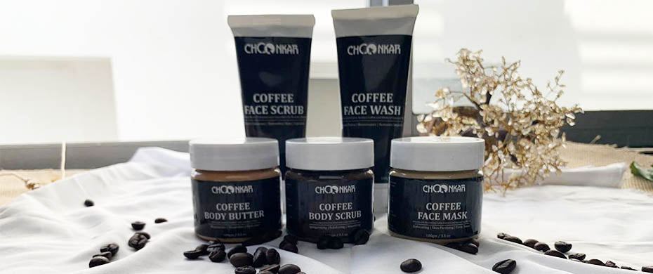 Choonkar Coffee Skin Care