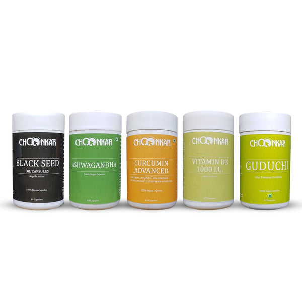 Choonkar Immune Support Supplements