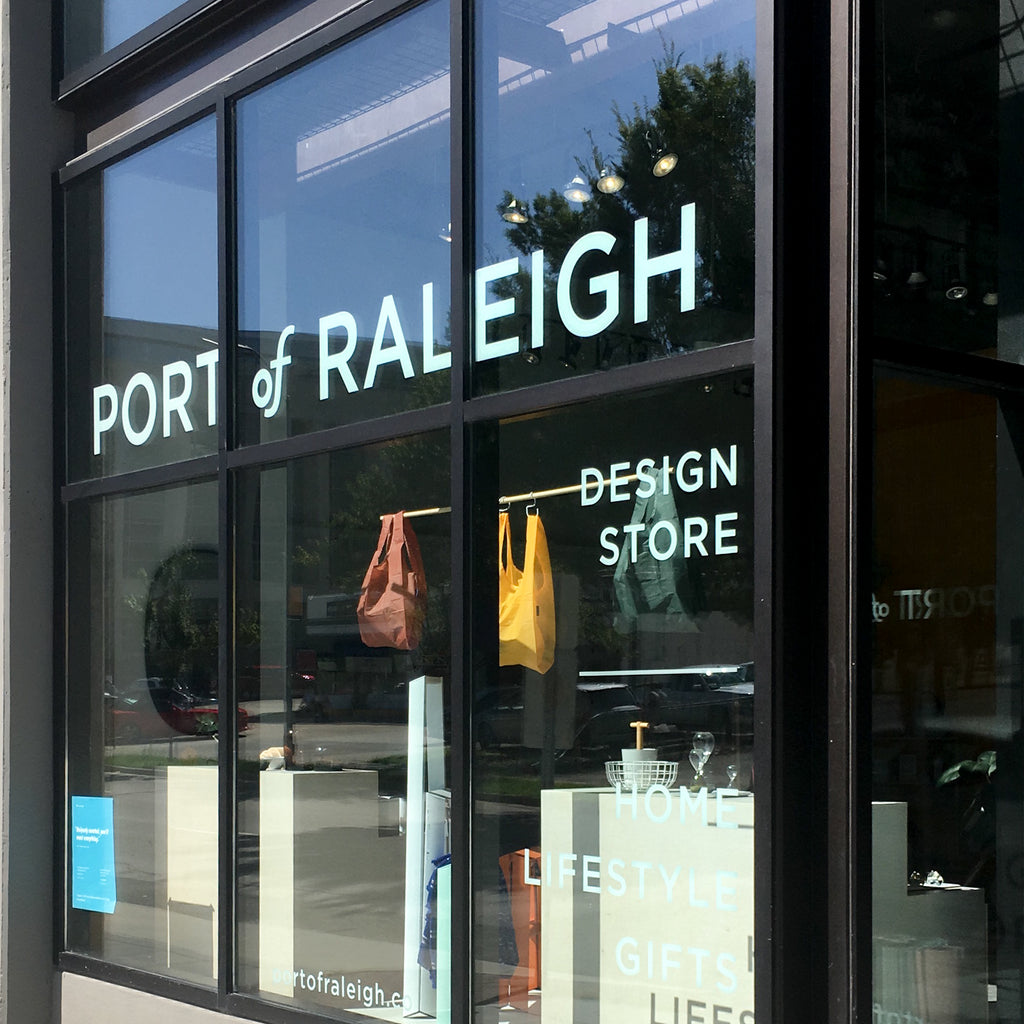 Port of Raleigh