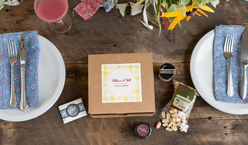 Wedding Welcome Gift: North Carolina Wedding Favors, Welcome Gifts & Bridal