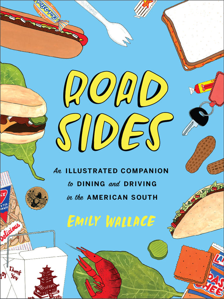 NC Made Holiday Gift Guide : Road Sides by Emily Wallace