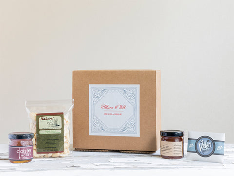 Wedding Favor & Welcome Gift Box | Deco