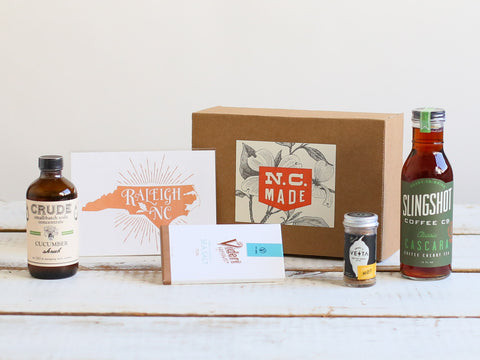 Oak City Gift Box