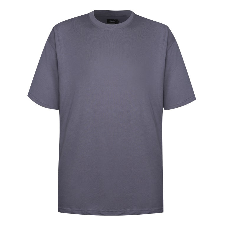 charcoal grey t-shirt  WP038