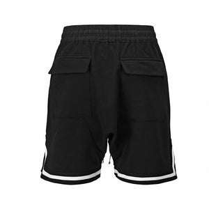 SPORTS MESH SHORTS BLACK Shorts  WP104