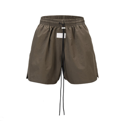 OLIVE GREEN SPORT SHORTS-  WP115