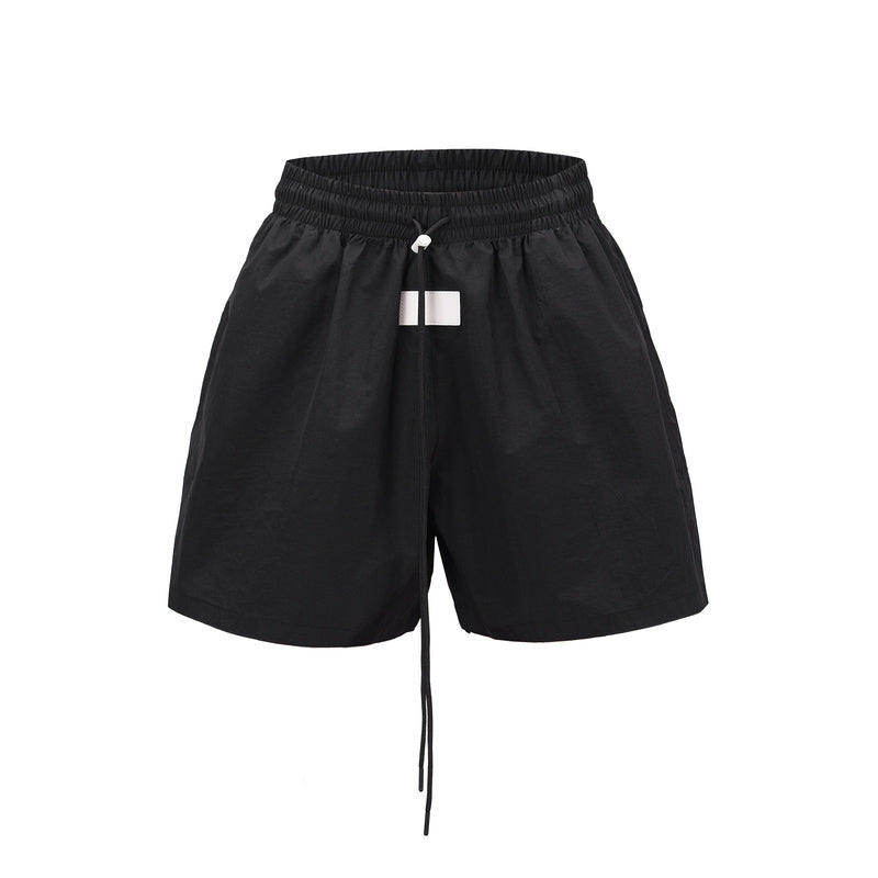 BLACK SPORT SHORTS-  WP114