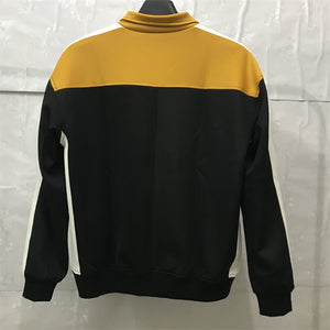 gold black fusion jacket WP022