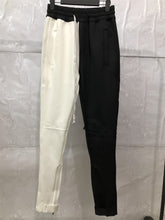 Load image into Gallery viewer, All Black All White Fusion Track Pants WP119
