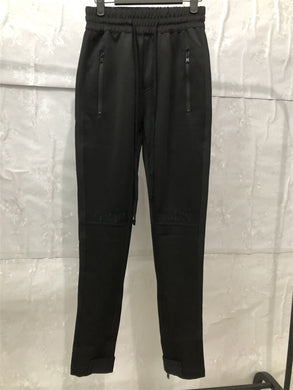 All Black Track Pants WP075