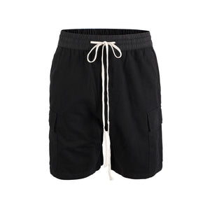 CARGO SHORTS - BLACK WP106