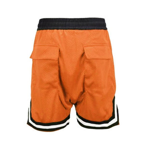 Orange Basketball Shorts  WP055