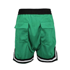 Light green Basketball Shorts  WP056