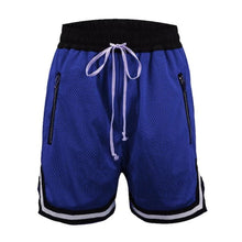 Load image into Gallery viewer, Blue Basketball Shorts  WP057