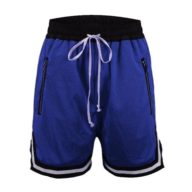 Blue Basketball Shorts  WP057