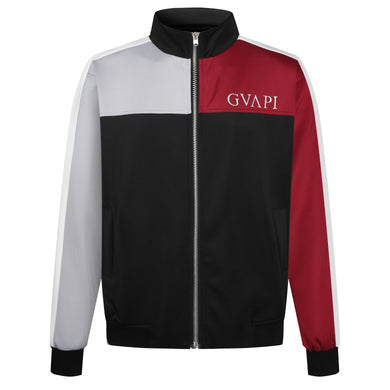 wine grey black fusion jacket WP021