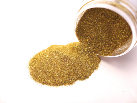101 Metallic Gold MicroFine Glitter
