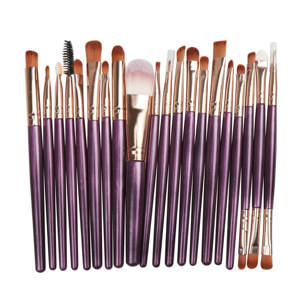 Basic Make-Up set - 20 Stuks