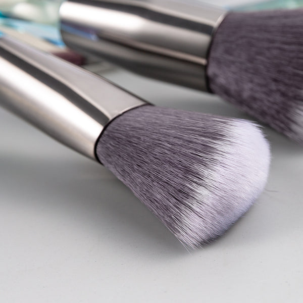 Quartz Purple Brush Set - 5 stuks