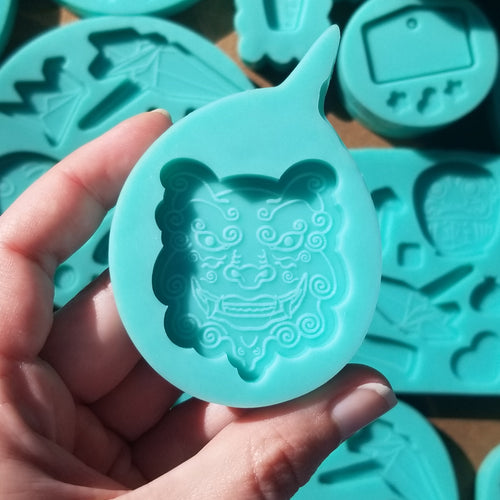 Shisa Small Mold