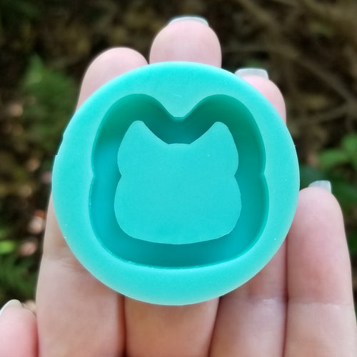 Cat Shaker Grippie Mold