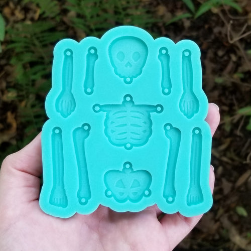 Articulated Skeleton Mold