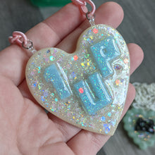 Load image into Gallery viewer, Gamer Resin Necklace