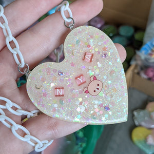 NYA Resin Necklace