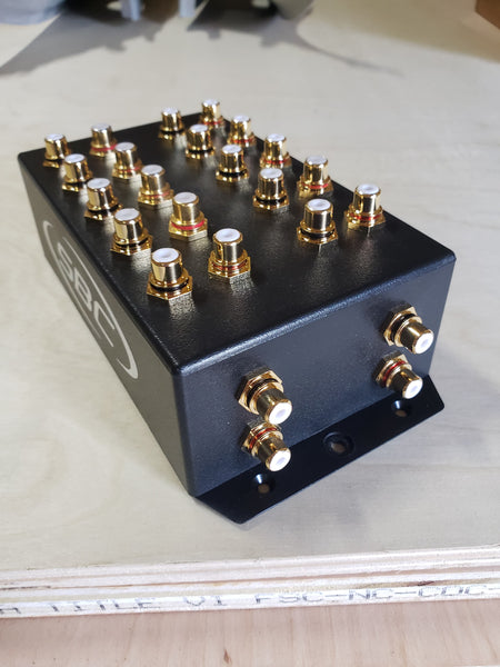 SBC Cockbox for RCA Distribution