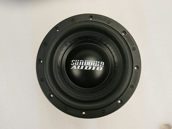 "Sundown Audio U-10 10"" subwoofer"