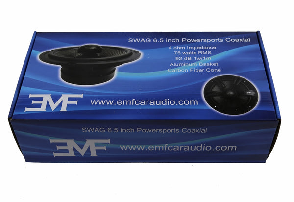 "EMF Audio SWAG 6.5"" coaxial *immediate shipping*"