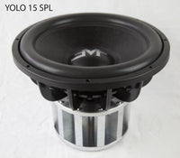 EMF Audio YOLO 15""