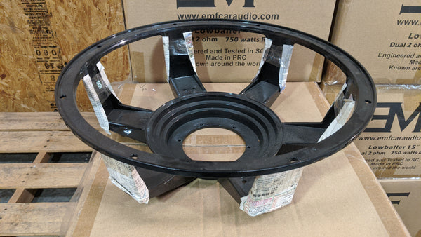 6 spoke 18 inch basket